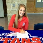 SANDERSON SIGNS TO UNIVERSITY OF DETROIT MERCY
