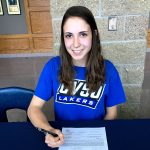 AVERY SHELL SIGNS TO GRAND VALLEY STATE UNIVERSITY POLE VAULT