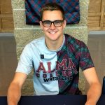 SEATON SIGNS TO ALMA COLLEGE WRESTLING