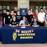 PHOTOS:  DYLAN SEATON SIGNS TO ALMA COLLEGE WRESTLING