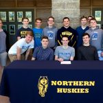FELIX ARCHER SIGNS TO MILLIKIN UNIVERSITY SWIM 5-16-18