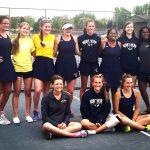 NORTHERN GIRLS TENNIS HEADED TO MHSAA STATE MEET