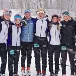 Congratulations to our nordic girls ski team making it to state