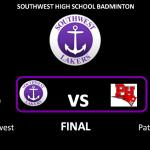 Badminton Starts Season 2-0  #southweststrong #lakerlegacy
