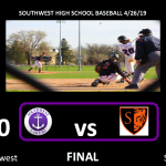 Lakers Baseball Earns Win Over South #SouthwestStrong #LakerLegacy