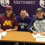 Swimmers Sign D1 Letters of Intent!