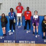 Breanna Arnold places 4th at State!