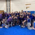 Gymnastics wins Conference Championship!