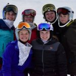 Good luck to our Alpine Skiers competing at Sections on Wednesday!