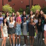 Girls Varsity Volleyball beats Banneker 2 – 0