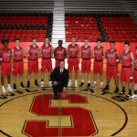 Boys Sectional Basketball Game