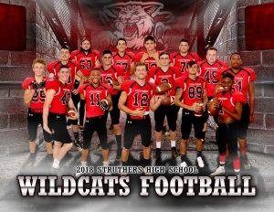 Senior Football Program Pic