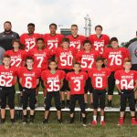 SMS 7th grade football team