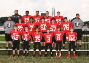 SMS 7th grade football team