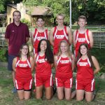 2018 Cross Country Team