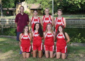 2018 Cross Country Team