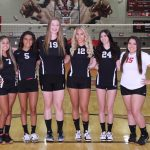 2018 Volleyball seniors