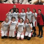 8th Grade Basketball Team NE8 Champions