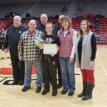 Senior receives basketball scholarship
