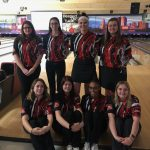 Girls State Bowling team