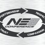 NE8 logo