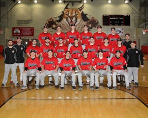 JV/V Baseball team