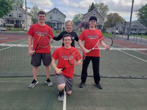 SHS Boys Tennis