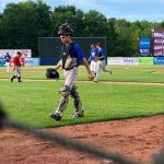 Hunter Stellato at All Star Baseball Game