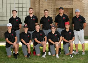 2019 SHS boys golf