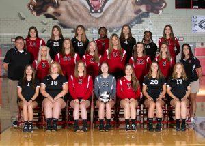 2019 SHS Volleyball team