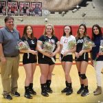 Girls Varsity Volleyball falls to Poland Seminary 3 – 1