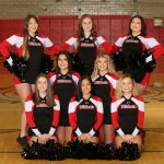SHS Basketball Cheerleaders