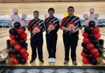 Wildcat Varsity bowlers drop home opener. Seniors Honored