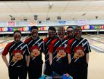 Wildcat Boys Varsity Bowlers punch ticket to Districts with 2nd Place finish at Sectionals