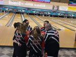 LadyCat Bowlers 2nd place at Northeast8 Conference Tournament – Stanton earns MVP