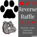 Reverse Raffle – Saturday Night