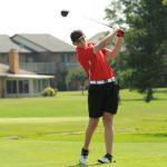 Boys Varsity Golf finishes 11th place at Patriot Invitational
