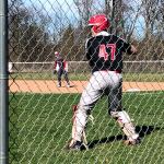 Varsity Baseball beats Spencerville Local Schools 6 – 3