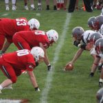 CG Football Beats Pandora-Gilboa 32 – 18
