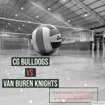 Bulldogs vs. Van Buren Volleyball