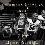 CG Bulldog Football vs. Ada – Senior Night 2020