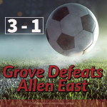 Girls Varsity Soccer beats Allen East 3 – 1