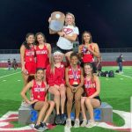 Track: Indians and Squaws District 30-3A Champions