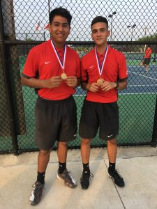 Tennis: Jourdanton finished as District Champs in all 4 Divisions