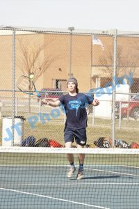 Tennis – Defiance