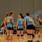 JH 7th Volleyball vs. Edgerton