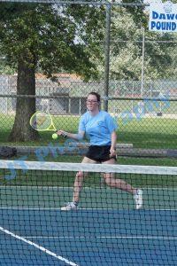 Tennis Girls @ Defiance