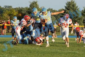 Football vs. Bluffton
