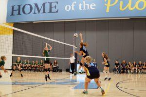 Volleyball JH 8th vs Tinora