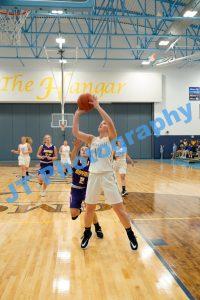 Girl's Basketball vs. Bryan